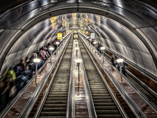 Seguridad en ferrocarriles y líneas metropolitanas